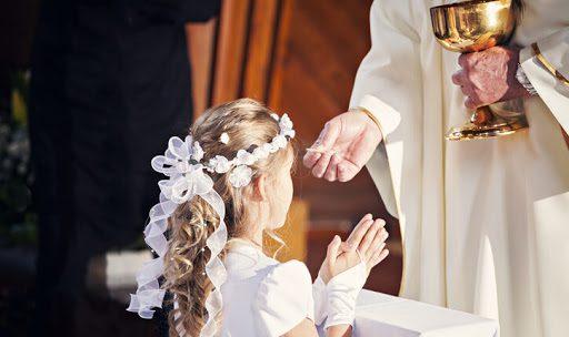 First Holy Communion – St. Joseph Catholic Church